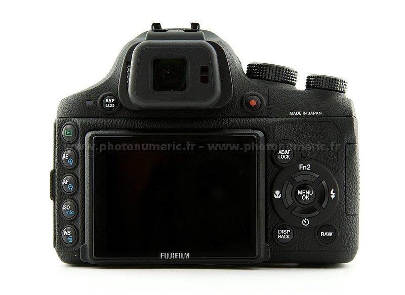 Test du Fujifilm Finepix X-S1 - Présentation